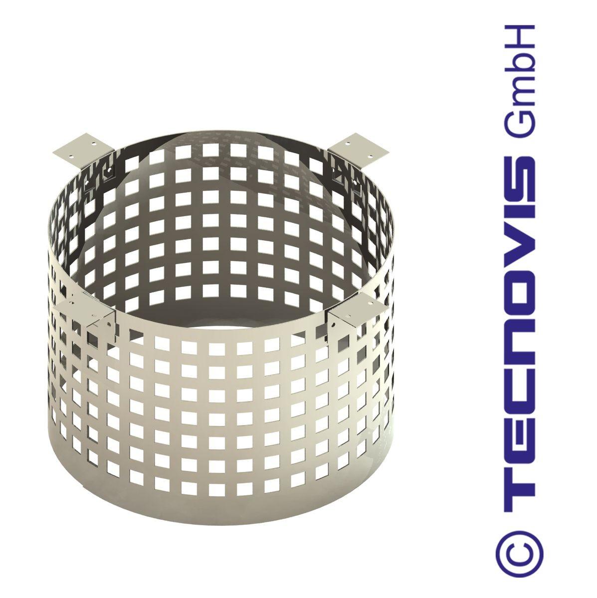 Funkenschutzgitter 150 mm