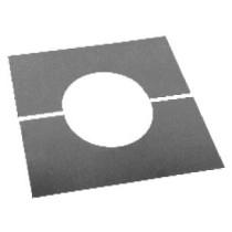 Blendbleche zweiteilig 0-30° ohne Hinterlüftung